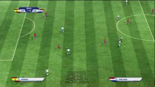 FIFA 2010 WORLD CUP FINALS - SPAIN VS HOLLAND 1ST HALF