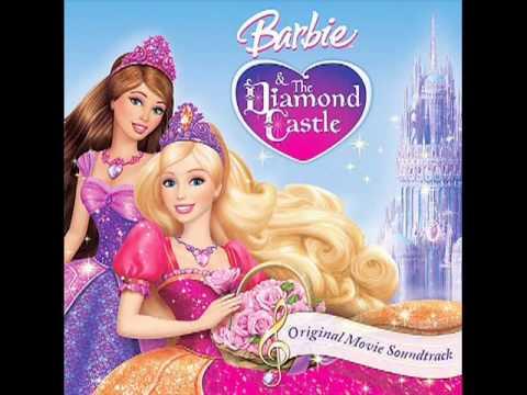 barbie diamond castle rocks
