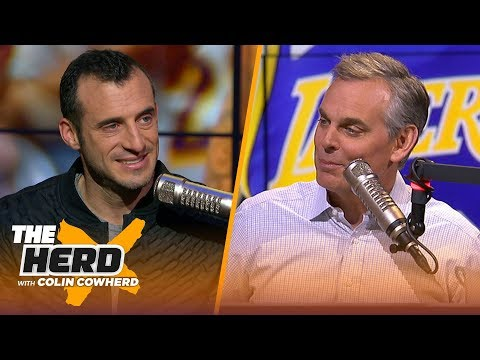 Doug Gottlieb on Lakers' struggles, Knicks tampering, talks Dak's comments on Tom Brady | THE HERD