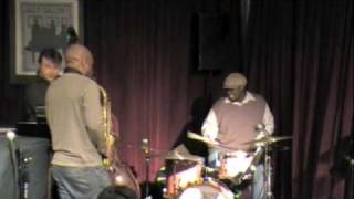 The Johnathan Blake Trio plays John Coltrane
