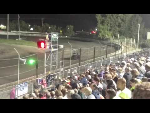 Redwood Speedway Sport Mod feature 8/21/16 part 2