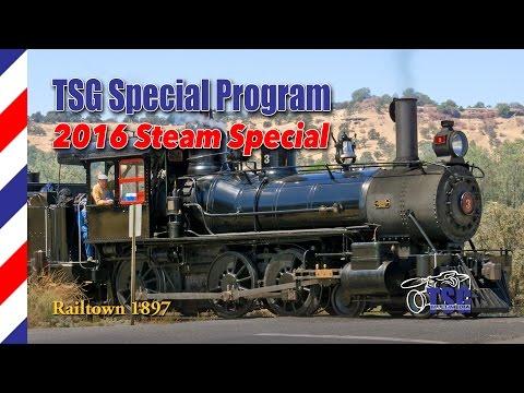 * Railtown 1897 Steam Special 2016