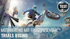 Trials Rising im PS4- und Switch-Test: Motivationsmeister mit Frustpotential (4K, German)