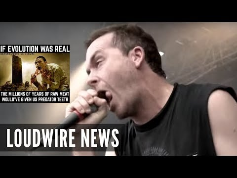 Cattle Decapitation Destroy Christian Group Over Creationist Meme