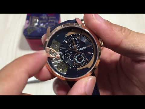 Review Đồng Hồ Fossil ME1138 | JIMMY WATCH
