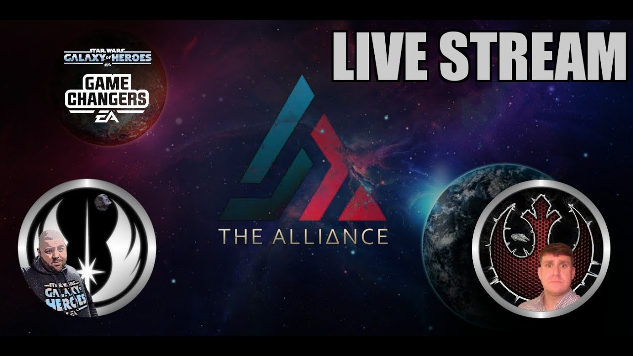 THE ALLI∆NCE - Star Wars Galaxy of Heroes   The Alliance