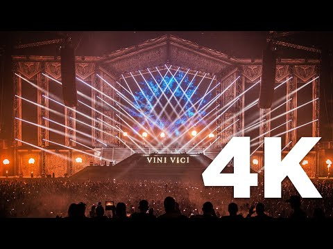 VINI VICI Full HD set  TRANSMISSION The Lost Oracle 29102016