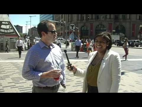 Backyard Boston 2011: Bostonian 101, Job Huntin'