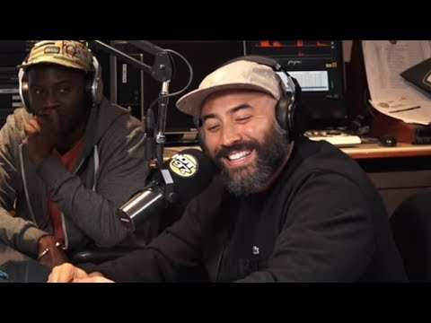 The Real Reason Why Kanye West Calls Into Ebro In The Morning Only To Tell Ebro 'I Love You'
