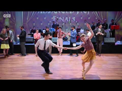 Sofia Swing Dance Festival 2017 - Adv. J&J Competition (Fast)