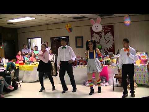R.F.G. Dance MInistry National Polish Alliance Easter 2016