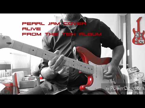 Pearl Jam cover - Alive