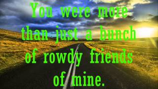 Dean Brody - Trail In Life lyrics