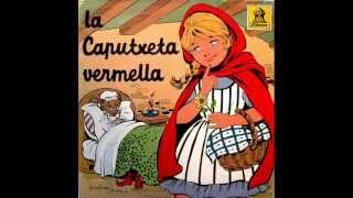 Contes - La Caputxeta Vermella - EP 1961