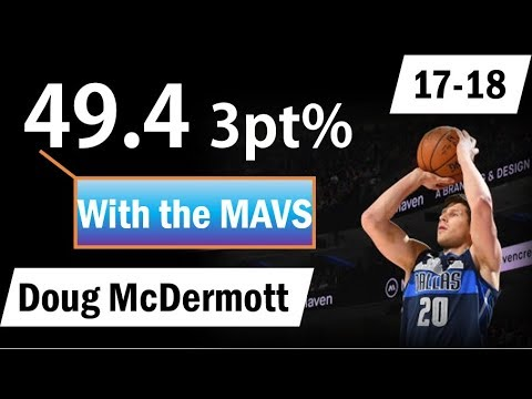 Doug McDermott 2017-18 Season Highlights (w/ Dallas Mavericks)