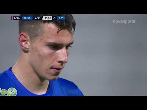 Niki Volos AEK Goals And Highlights