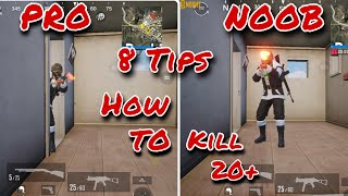 Tips to improve your gameplay in pubg mobile | how to get kills in pubg | how to be pro | #pubgtips screenshot 4