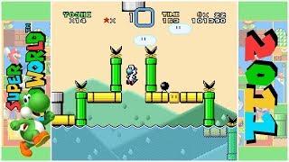 Yoshi Hawk (D) | Super Mario World Hack