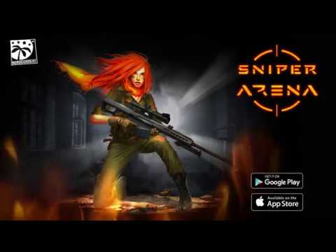 Sniper Arena trailer