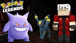 Spooky Gym Battle Pokemon Legends Ep 15 Minecraft Pokemon Roleplay Youtube