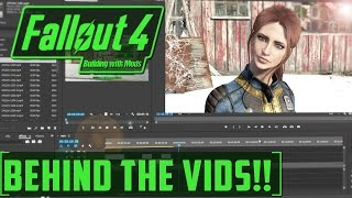 Fallout 4 - Building with Mods - Behind The Scenes - One Year Anniversary