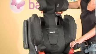 RECARO Monza Nova IS - Kindersitz Gr.1/2/3 | Babyartikel.de