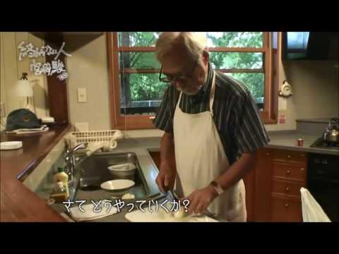Hayao Miyazaki makes ramen v2