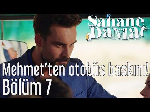 Şahane Damat 7. Bölüm - Mehmet'ten Otobüs Baskını!