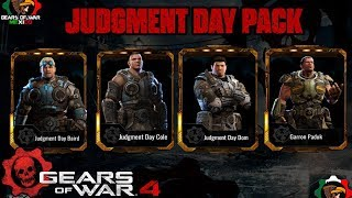 "EL NUEVO PACK ""JUDGMENT DAY"" EN GEARS OF WAR 4!?? 😱 *Lo que se viene a Gears*"