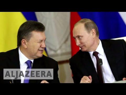 Ukrainians protest Saakashvili's conspiracy charges
