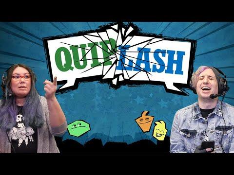Quiplash 2 - Papa Smurf Smurfin'! (Jackbox Party Pack Gameplay) |