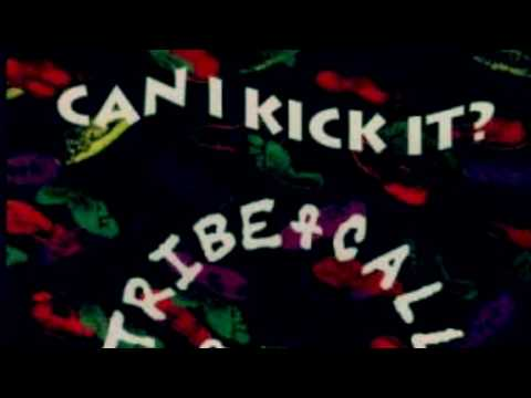 Can I Kick It Instrumental  A Tribe Called Quest