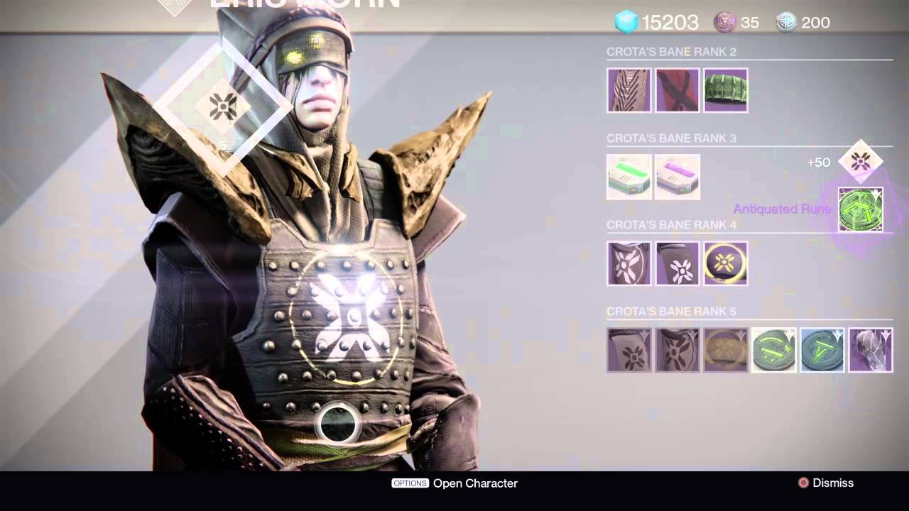 Destiny - Touch of Malice Quest Part 8: The Old Hunger - A Dim ...