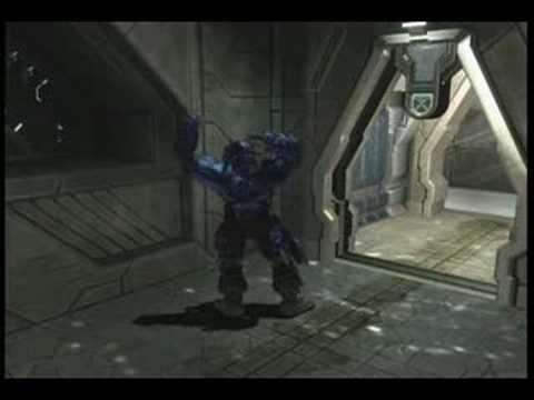 Halo 3 peeing brute