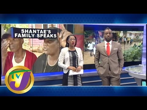 TVJ News: Shantae's Family Speaks - April 18 2019 Clip 1 of 3