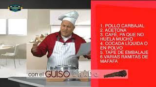 EVTV con COMEDIA - DIOSDADO MONTA OTRA OLLA EN CON EL GUISO DANDO POR EVTV SEG 01