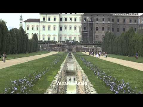 UNESCO World Heritage Site - Royal Residence of Savoia - Torino Italy