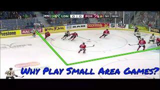 Small Area Games - Visual