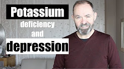 Potassium deficiency symptoms and depression