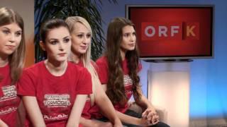 Jademodels: Making Off Treffpunkt Kärnten ORF 2