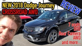2018 Dodge Journey Crossroad Review