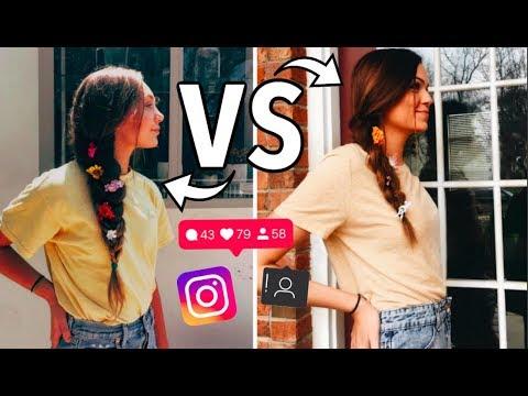 I Copied Maddie Ziegler's Instagram For A Week. (+ Aspyn Ovard, Tana Mongeau & more!)