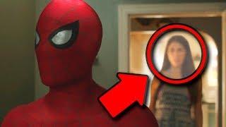 9 Cosas En Spider-Man: Homecoming Que No Notaste