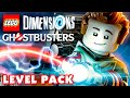 GHOSTBUSTERS Level Pack! LEGO Dimensions - Gameplay Walkthrough Part 20 (PS4, Xbox One)