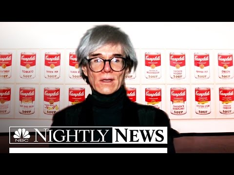 Seven Warhol Paintings Stolen from Missouri Art Museum | NBC Nightly News