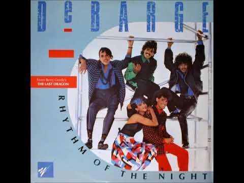DeBarge - Rhythm of the Night (Long Version)