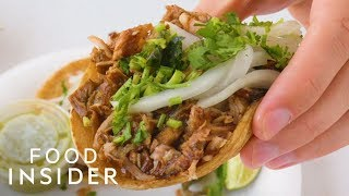 The Best Tacos In LA | Best Of The Best