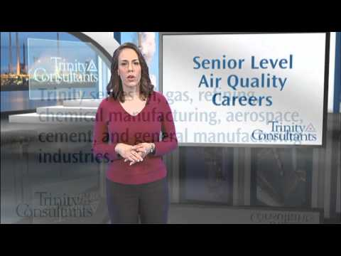Trinity Consultants Offers Excellent Careers for Senior Air Quality Professionals