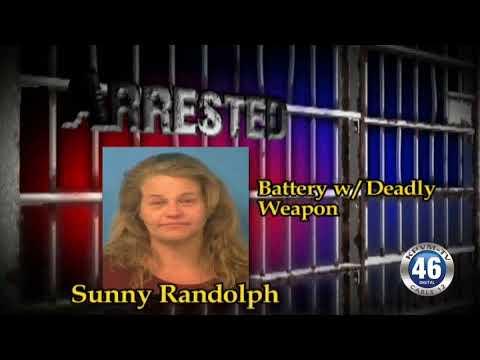 04/20/2018 Nye County Sheriff's Office Arrest | Randolph