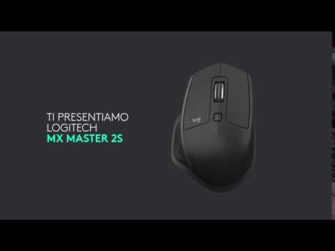 3b66bf1805d Logitech Flow Technology - MX Master 2S - YouTube